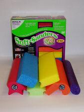 """11"""" Soft Sanders Wet Dry Hand Sanding Block Kit 6-Pack"""