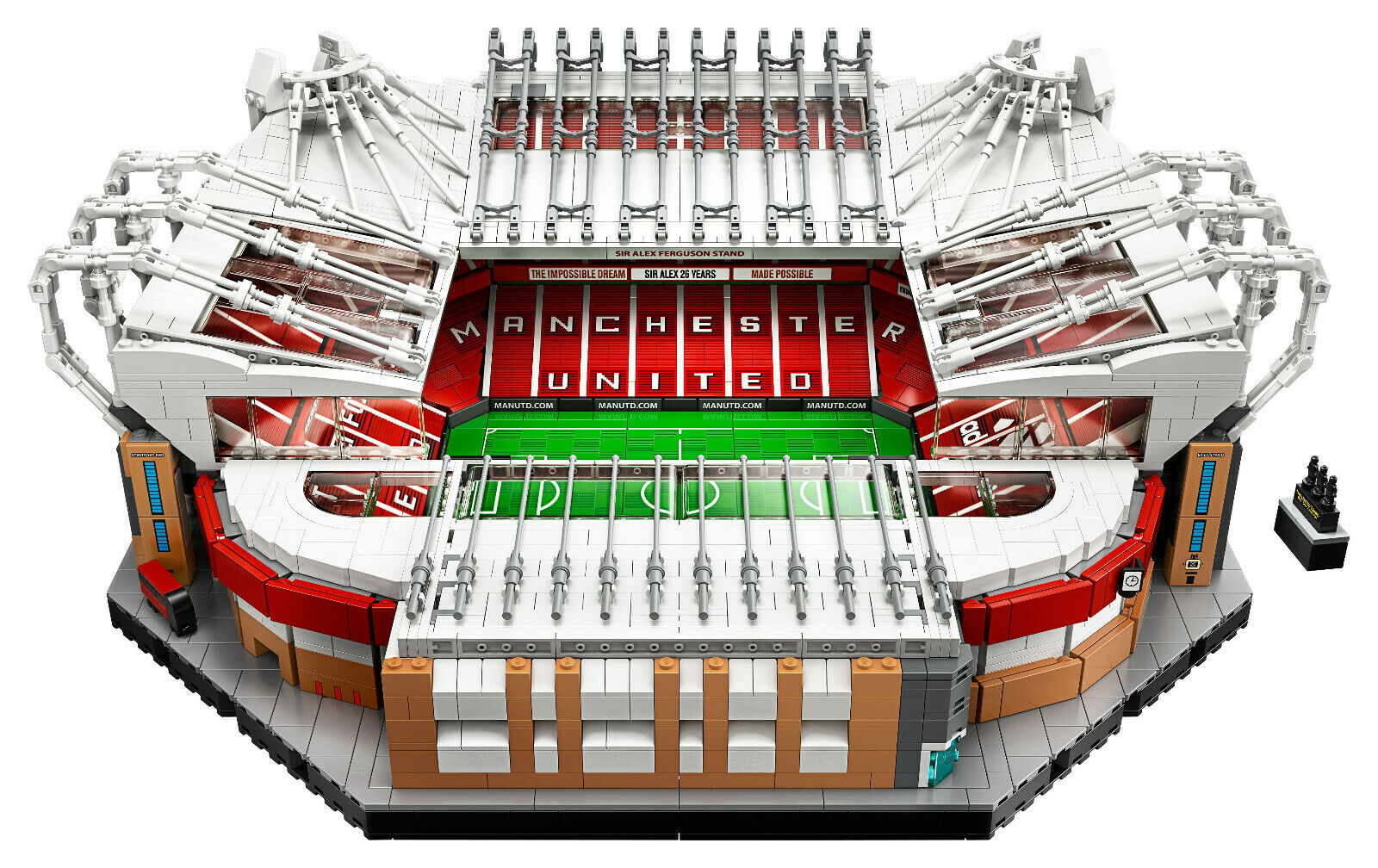 NEW 2020 LEGO CREATOR Old Trafford Manchester United STADIUM 10272
