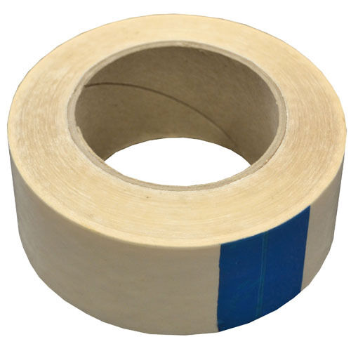 50mm x 50m Double Sided Splice Splicing Adhesive Sticky Tape Clear Qty 2 Rolls