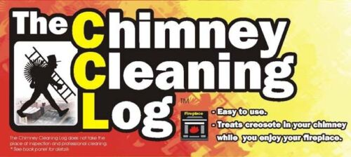 Find great deals for CCL Chimney Cleaning Log for Real Fires. Shop with confidence on eBay!