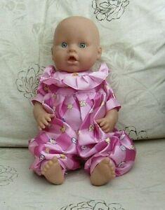 """14"""" Habillé Baby Doll-afficher Le Titre D'origine CéLèBre Pour Des MatéRiaux SéLectionnéS, Des Conceptions Originales, Des Couleurs DéLicieuses Et Une Finition RaffinéE"""