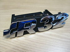 R32 Emblem Zeichen VW Golf 5 Kühlergrill CHROM 1J6853679D !!! NEU !!! Golf 4