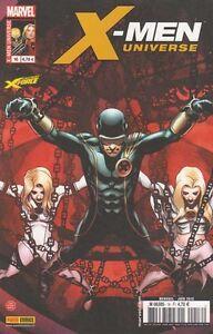 X-MEN-UNIVERSE-N-1-a-16-Marvel-France-2eme-serie-COMPLET-16-comics-Panini