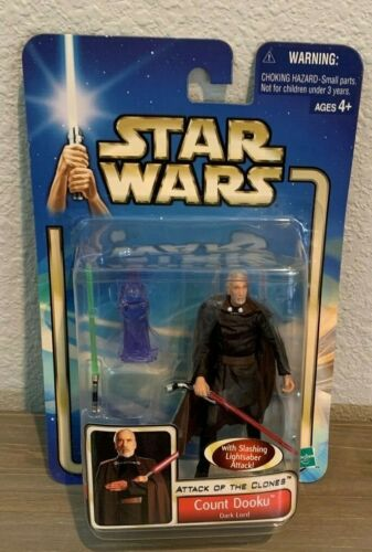 Your Choice Star Wars Attack of the Clones Action Figures