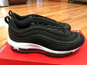 release date: 0296e 7e7c6 Image is loading Nike-Women-039-s-Air-Max-97-Black-
