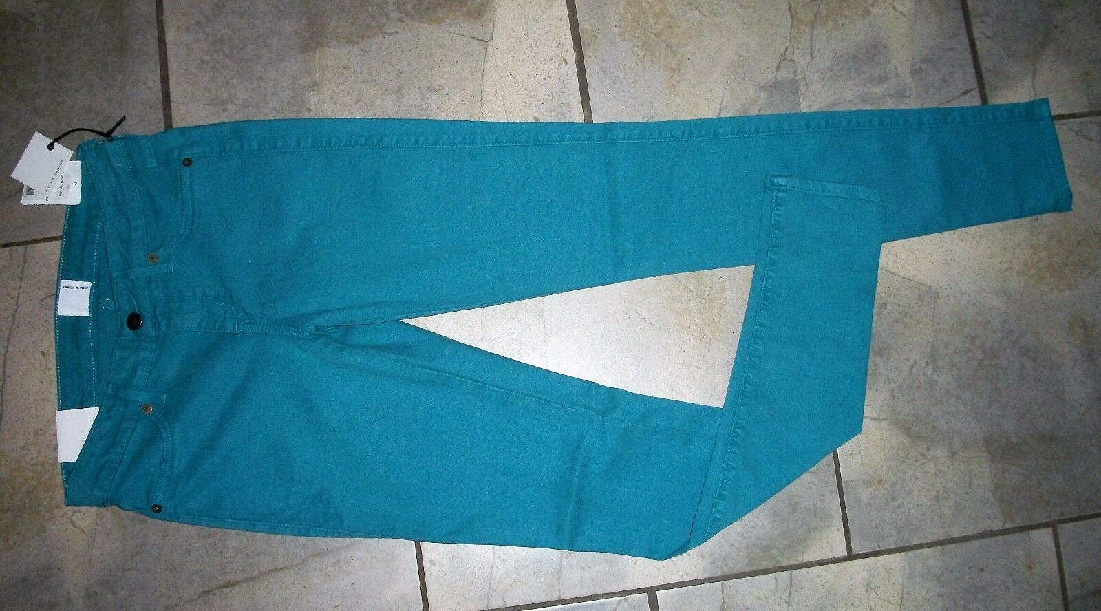 1107  Rich & Skinny Apollo bluee Pants Jeans 26 with Stretch