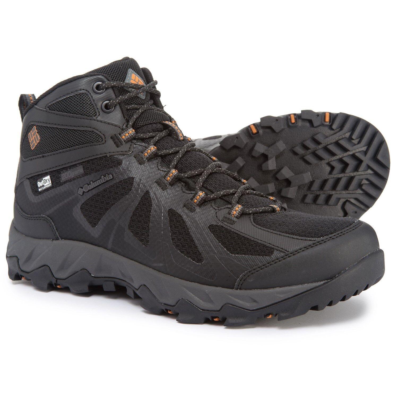 COLUMBIA MENS 11.5, 13, Peakfreak XCRSN II XCEL Outdry Hiking schuhe Stiefel