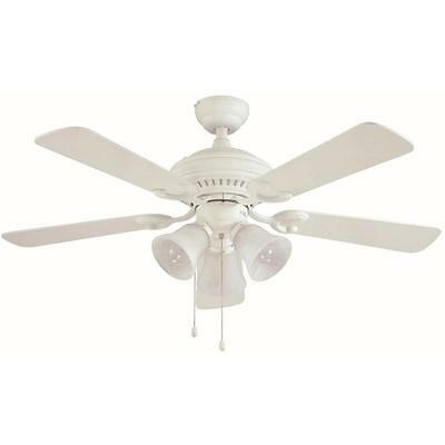 Harbor Breeze 44 In Matte White Ceiling Fan Replacement