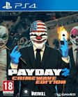 Payday 2 Crimewave Edition Sony PlayStation 4 Ps4