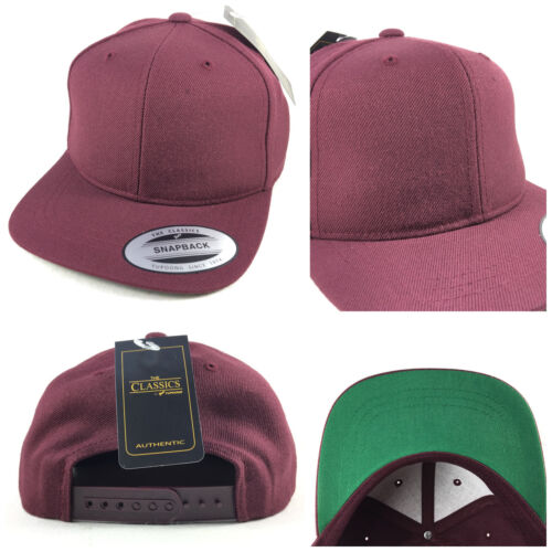 Bambini Cap Snapback Caps by Yupoong FLEXFIT Basic Cappuccio Basecap Baseball
