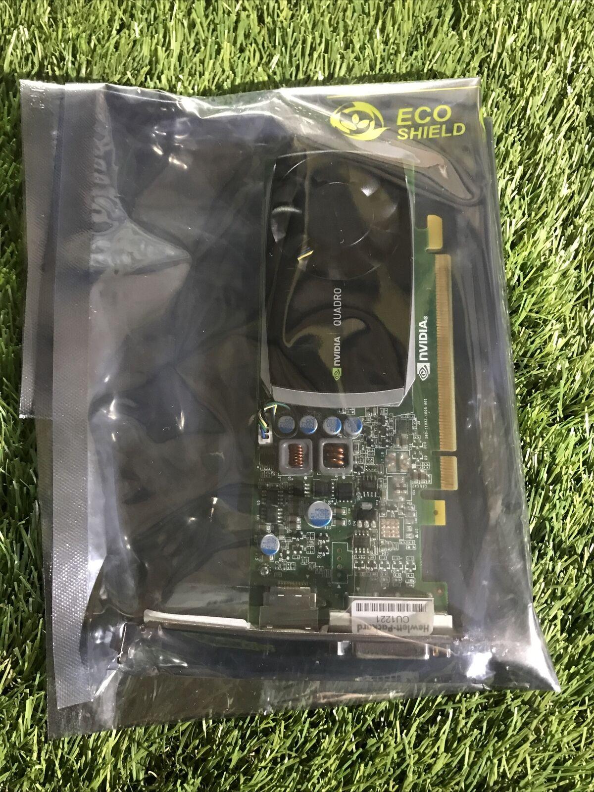 New Quadro 600 1GB PCI-e Workstation Graphics Card HP 616074-001