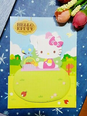 Hawaii Sticky Note Pads Hello Kitty Hawaii Cities Notes New in Package Lot of 2