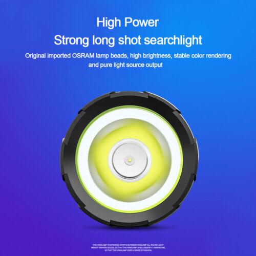 High power LED Flashlight Searchlight Spotlight torch Hunting Lantern Light