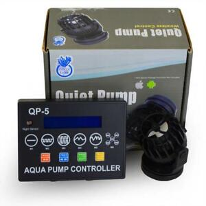 And Digestion Helping Qp-5 Quiet Pump With Wireless Control Coral Box 10-50 Gallons