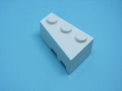 1254 6280 7150 7315 7658 8286 8480 LEGO 6565 @@ Wedge 3 x 2 Left @@ White