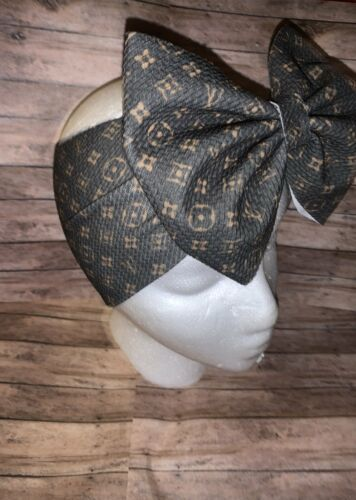brown Baby headband//headwrap //bebe