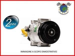11335-Compressore-aria-condizionata-climatizzatore-OPEL-Senator-With-poly-10-8P