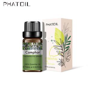 PHATOIL-10-30-100ml-Camphre-100-Pure-Aromatherapie-Huiles-Essentielles-Bio