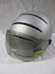 Kask-Fahrradhelm-Piuma-Silber-Gr-L-XL-Life-Style-Helm-fuer-City-Radler-1
