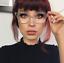 Cat-Eye-Vintage-Retro-034-Ombre-034-Women-Eyeglasses-Blue-Green-Bottom-Tortoise-SHADZ thumbnail 30