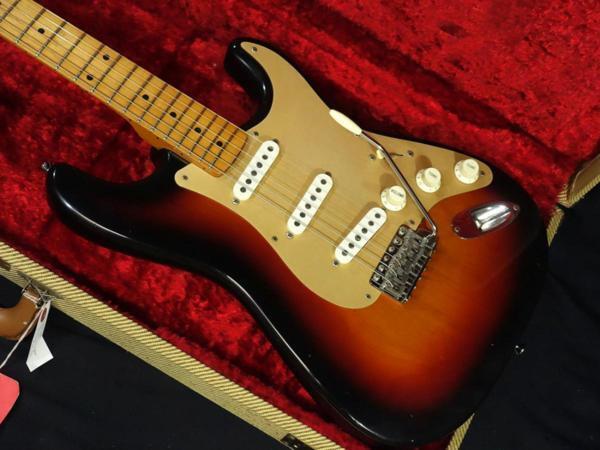 Fender Custom Shop 57 Stratocaster 3Farbe Sunburst rare useful EMS F/S