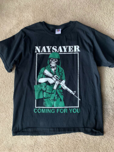 Naysayer Hardcore T Shirt