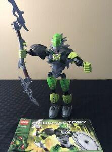 BREEZ LEGO Bionicle Hero Factory Heroes 44006 complete