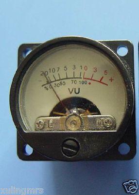1pc Brand new analog VU panel meter  for tube amp