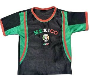 toddler mexico soccer jersey