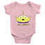 Infant-Baby-Rib-Bodysuit-Jumpsuit-Babysuits-Clothes-Gift-Toy-Story-Alien-Green thumbnail 5