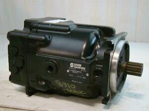 Sauer Danfoss Axial Piston Hydraulic Motor 90M100NC0N8N0S