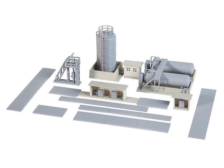 Faller 222212-deposito petrolifero con stazione di servizio Diesel-Traccia N-NUOVO