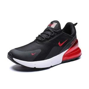 HOTMen-039-s-Sneakers-270-Athletic-Flyknit-Outdoor-Running-Air-Cushion-Jogging-Shoes