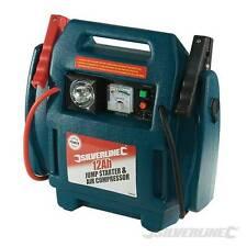 Avviatore e compressore d'aria carica batterie auto 12v Offerta Prezzo