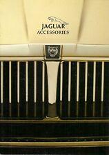 Jaguar Daimler Accessories 1987-88 UK Market Sales Brochure XJ40 Series 3 XJS