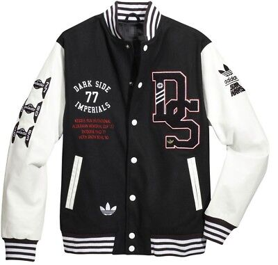NEU Adidas Originals x star wars DS Jacke Super Tod Stormtrooper Mantel p01685 | eBay