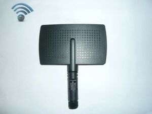 2-4GHz-5-8Ghz-8dBi-RP-SMA-Female-connector-High-Gain-Wifi-Panel-Antenna