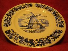 "10"" PORCELAIN Collector Plate SOLBANG CALIFORNIA Danish Capitol of America [Z6]"