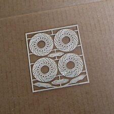 TREMONIA Universal Tuning Diorama Bremsen Set II 1/18 Brake Disc Set II 1/18