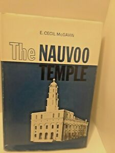 The-Nauvoo-Temple-by-E-Cecil-McGavin-LDS-MORMON-BOOKS