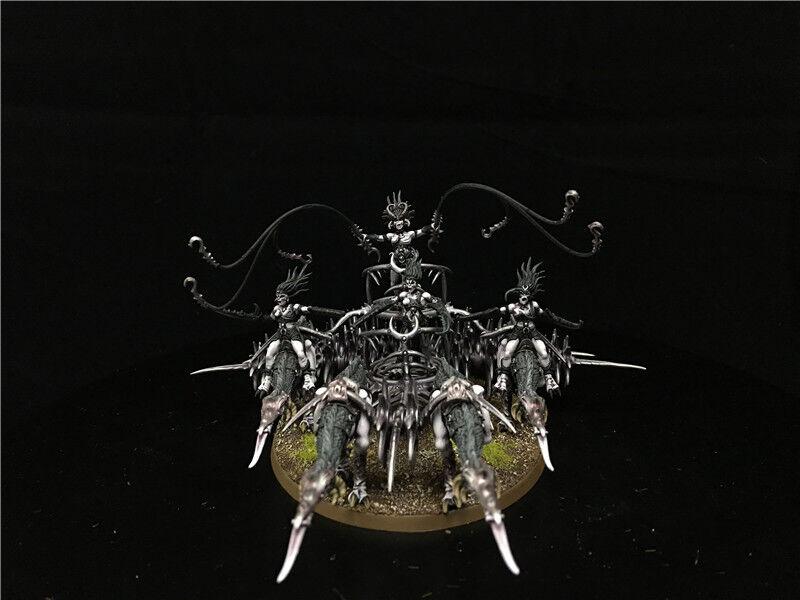 25mm 25mm 25mm Warhammer Fantasy DPS painted Exalted Seeker Chariot of Slaanesh AP4791 6417ec