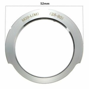 M39-LTM-LSM-Leica-Screw-Mount-to-Leica-M-Mount-Lens-Mount-Adapter-28-90mm