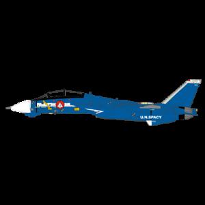 Calibre alas CA72RB03, Macross F-14 Max Tipo 1 72