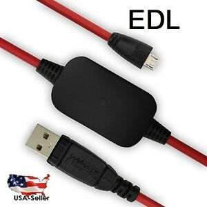 Details about EDL CABLE DESIGN TO PUT ANDROID PHONE IN QUALCOMM 9008 DEEP  FLASH MODE FIX ERROR