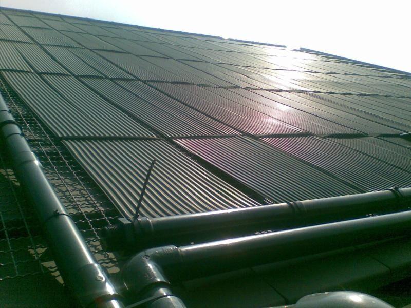 16m² Pool Solar Kollektor Set Poolheizung EPDM Sonnenkollektor Poolkollektor