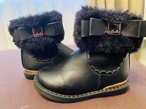 TED BAKER Baby Girl Boots. Size Uk 5 | eBay