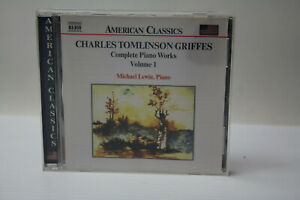 GRIFFES-COMPLETE-PIANO-WORKS-VOL-1-CD-Pre-Owwned-Good