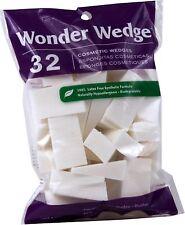 Wonder Wedge Cosmetic Wedges 32 ea (Pack of 2)