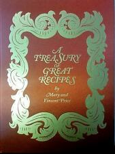 Calla Editions: A Treasury of Great Recipes by Vincent Price and Mary Price...