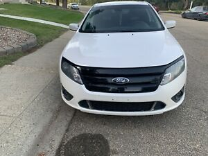 Ford Fusion 2011 Sport AWD